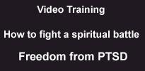 Christian PTSD a spiritual battle