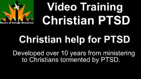 Christian help for PTSD